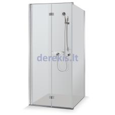 Dušo kabina Baltijos Brasta Sandra (dydį ir stiklo spalvą galima pasirinkti)