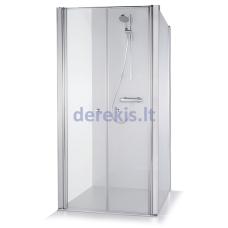 Dušo kabina Baltijos Brasta Erika (dydį ir stiklo spalvą galima pasirinkti)
