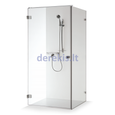 Dušo kabina Baltijos Brasta Vita (dydį ir stiklo spalvą galima pasirinkti)