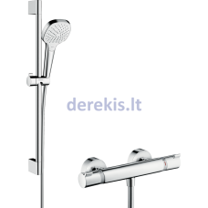Dušo komplektas Hansgrohe Croma Select E 27081400