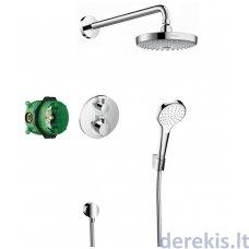 Potinkinis dušo komplektas Hansgrohe Croma Select S180, 27295000