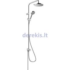 Hansgrohe Vernis Blend, Showerpipe 200, 1jet Reno EcoSmart, 26099000