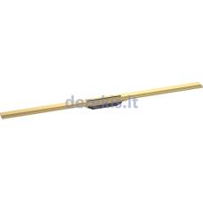 Dušo latakas Hansgrohe RainDrain Flex Finish, 56047990, poliruota auksinė optika