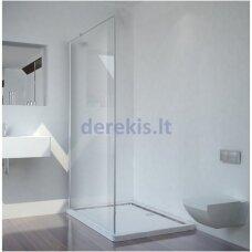 Dušo sienelė Sanotechnik SmartFlex D11120, 120 cm