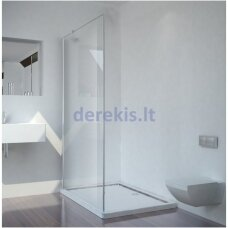 Dušo sienelė Sanotechnik SmartFlex D1190, 90 cm