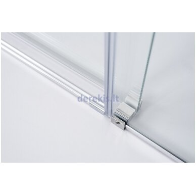 Dušo sienelė Baltijos Brasta GABIJA (dydį ir stiklo spalvą galima pasirinkti) 2
