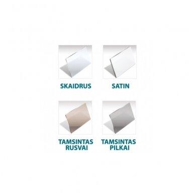 Dušo sienelė Baltijos Brasta RITA (dydį ir stiklo spalvą galima pasirinkti) 5