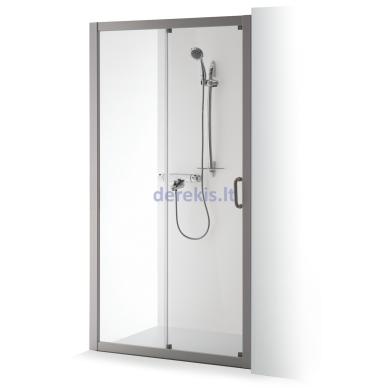 Dušo sienelė nišoms Baltijos Brasta SVAJA (dydį ir stiklo spalvą galima pasirinkti) 8