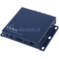 DVB-Tiuneris su Diversity Autoscan System Kenwood KTC-M44HD-R