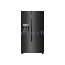 Dviduris šaldytuvas Hisense RS694N4TF2