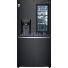 Dviduris šaldytuvas LG GMX945MC9F