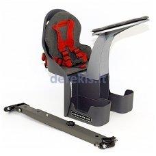 Dviračio kėdutė WeeRide SAFE FRONT CLASSIC