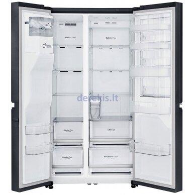 Dviduris šaldytuvas LG GSJ761MCUZ 9