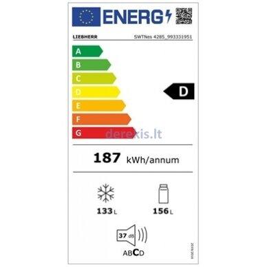 Dviduris šaldytuvas Liebherr SBSes 8496 (modelių SWTNes 4285 + SKBes 4380 komplektas) 7