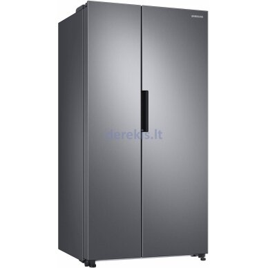 Dviduris šaldytuvas Samsung RS66A8100S9/EF 2