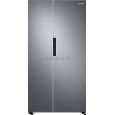 Dviduris šaldytuvas Samsung RS66A8100S9/EF