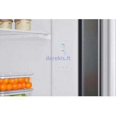 Dviduris šaldytuvas Samsung RS66A8100S9/EF 7