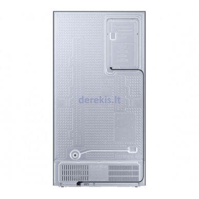 Dviduris šaldytuvas Samsung RS67A8810S9 5