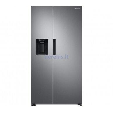 Dviduris šaldytuvas Samsung RS67A8810S9 2