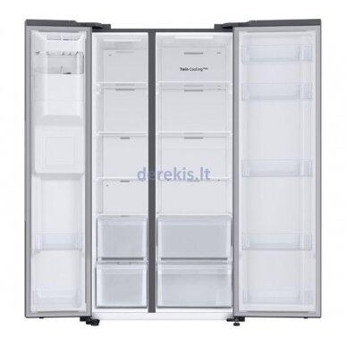 Dviduris šaldytuvas Samsung RS67A8810S9 3