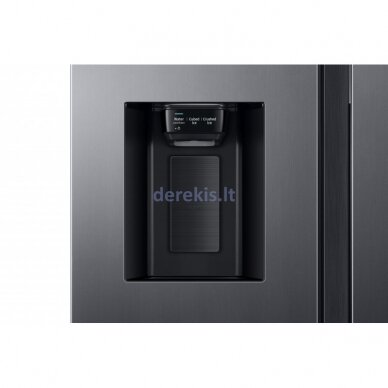 Dviduris šaldytuvas Samsung RS68A8530S9/EF 4
