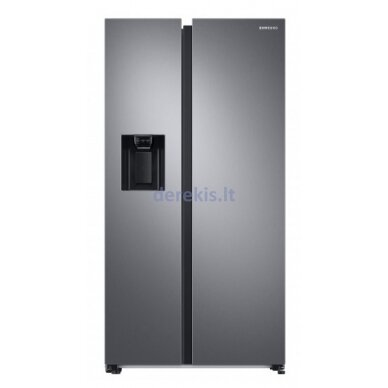 Dviduris šaldytuvas Samsung RS68A8530S9/EF