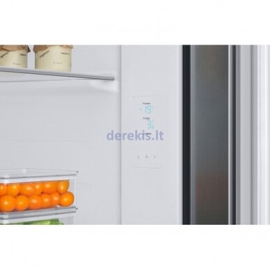 Dviduris šaldytuvas Samsung RS68A8530S9/EF 7