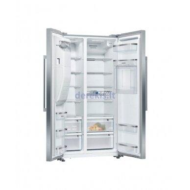 Dviduris šaldytuvas Siemens KA93GAIEP 2