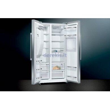 Dviduris šaldytuvas Siemens KA93GAIEP 3