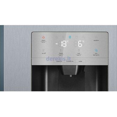 Dviduris šaldytuvas Siemens KA93GAIEP 4