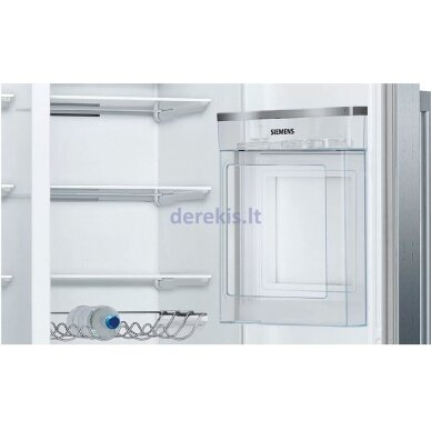 Dviduris šaldytuvas Siemens KA93GAIEP 6