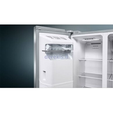 Dviduris šaldytuvas Siemens KA93GAIEP 8