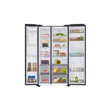 Dviejų durų šaldytuvas Samsung RS68A8531B1 8