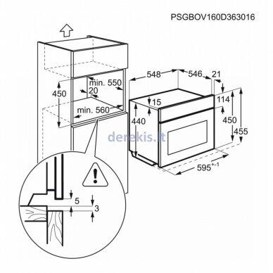 Dviejų durų šaldytuvas Samsung RS68A8531B1 11