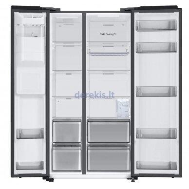 Dviejų durų šaldytuvas Samsung RS68A8531B1 4