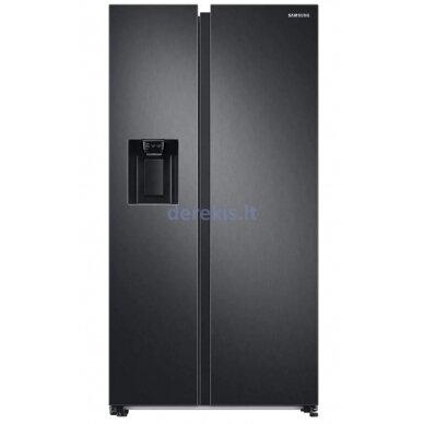 Dviejų durų šaldytuvas Samsung RS68A8531B1 2