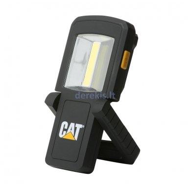 Dviejų spindulių darbinis COB LED prožektorius CAT CT3510 3