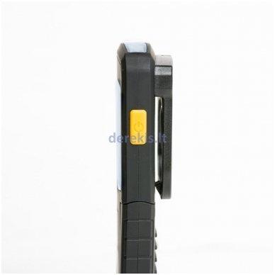 Dviejų spindulių darbinis COB LED prožektorius CAT CT3510 4