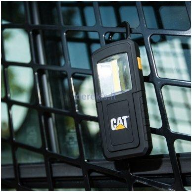 Dviejų spindulių darbinis COB LED prožektorius CAT CT3510 9