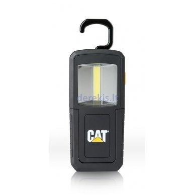 Dviejų spindulių darbinis COB LED prožektorius CAT CT3510