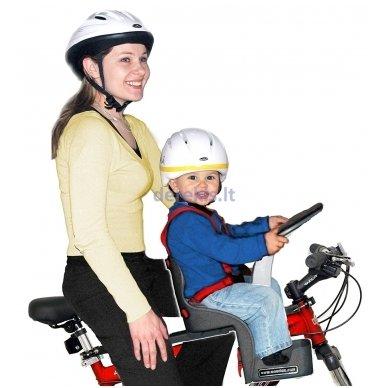 Dviračio kėdutė WeeRide SAFE FRONT CLASSIC 5