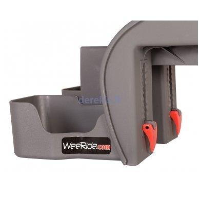 Dviračio kėdutė WeeRide SAFE FRONT CLASSIC 2