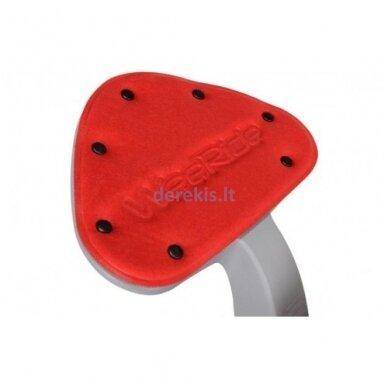 Dviračio kėdutė WeeRide SAFE FRONT CLASSIC RED 6