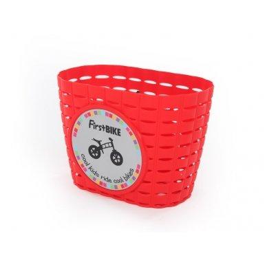 Dviračio krepšelis FirstBike (spalvą galima pasirinkti) 3