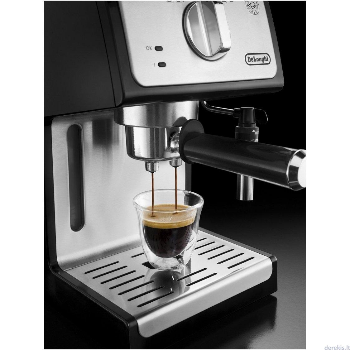 Delonghi Ecp3531 Coffee Maker Hitam Daftar Harga Terbaru Dan Ec680r Merah
