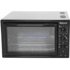 Elektrinė krosnelė SATURN ST-EC3403 Black