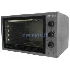 Elektrinė krosnelė SATURN ST-EC3801 pilka