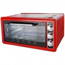 Elektrinė mini orkaitė SATURN ST-EC1070 Red