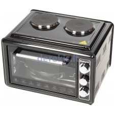 Elektrinė mini orkaitė SATURN ST-EC1072 Black