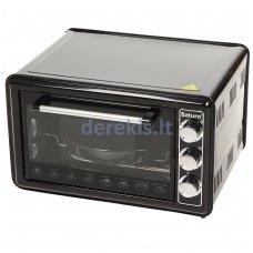 Elektrinė mini orkaitė SATURN ST-EC1075 Black
